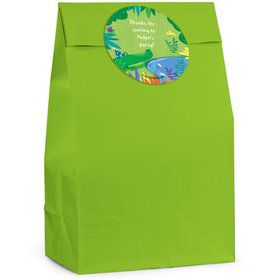 Jungle Personalized Favor Bag (Set Of 12)