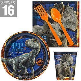 Jurassic World 2: Fallen Kingdom Snack Pack for 16