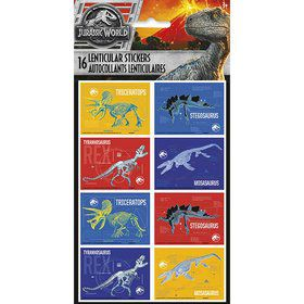 Jurassic World: Fallen Kingdom Stickers (2 Sheets)