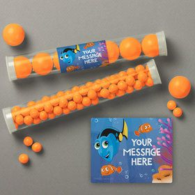 Just Keep Swimming Personalized Candy Tubes (12 Count)