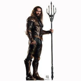 Justice League Aquaman Cardboard Standee