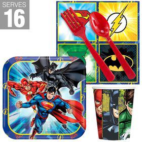 Justice League Snack Pack For 16