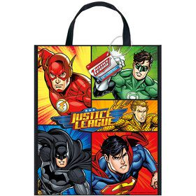 Justice League Tote Bag (Each)