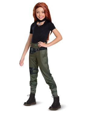 Kim Classic Child Costume