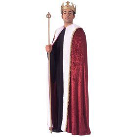 Kings Robe Adult Costume