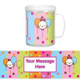 Kitty Personalized Favor Mugs (Each)