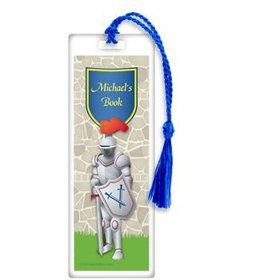 Knight Personalized Bookmark (each)
