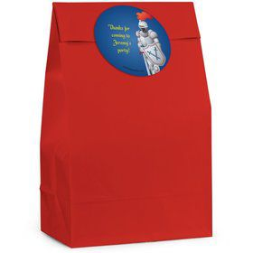 Knight Personalized Favor Bag (Set Of 12)