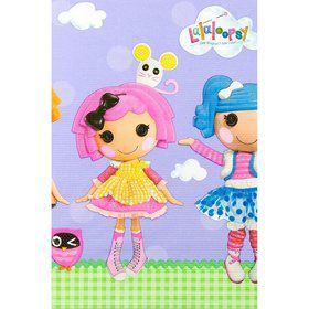 Lalaloopsy Table Cover (Each)