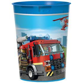 Lego City Favor Cup