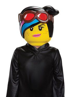 Lego Movie 2: Lucy Child Mask