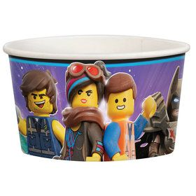 Lego Movie 2 Treat Cups (8)