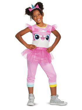 Lego Movie 2: Unikitty Classic Toddler Costume
