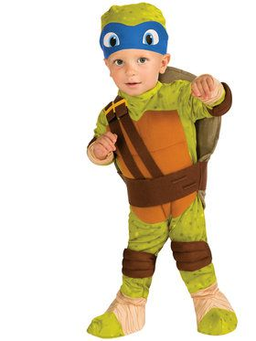 Leonardo Toddler Ninja Turtles Costume