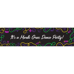 Let The Good Times Roll Personalized Banner (Each)