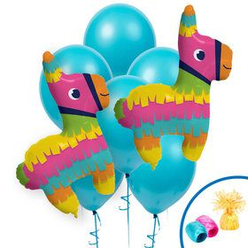 Let's Fiesta Jumbo Balloon Bouquet Kit