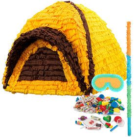 Let's Go Camping Pinata Kit