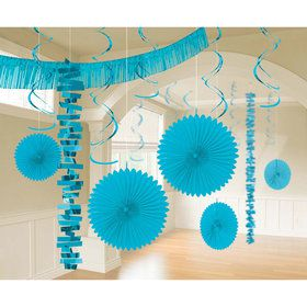 Light Blue Decoration Kit