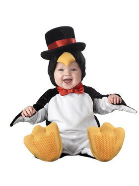 Lil' Penguin Elite Collection Infant / Toddler Costume 6-12 Months