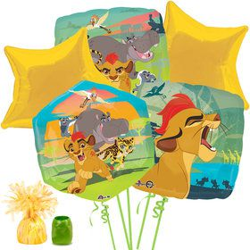 Lion Guard Balloon Bouquet Kit