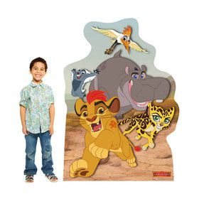 Lion Guard Friends Cardboard Standup (Each)