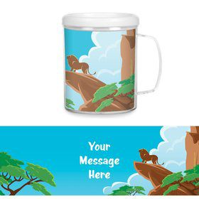 Lion Kingdom Personalized Favor Mugs (Each)