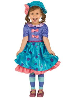Little Charmers - Lavender Toddler Costume