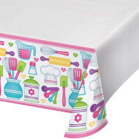 Little Chef Plastic Tablecover (1)
