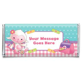 Little Doc Personalized Candy Bar Wrapper (Each)
