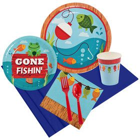Little Fisherman Party Pack For 8
