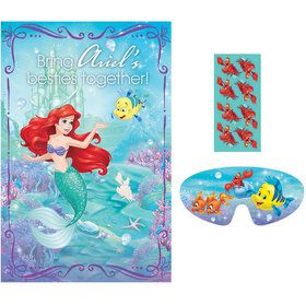 Little Mermaid Party Game (Each)
