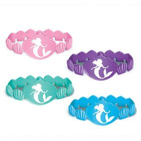 Little Mermaid Wristbands (6)