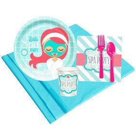 Little Spa Party 8 Guest Party Pack