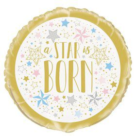 "Little Star 18"" Foil Balloon"