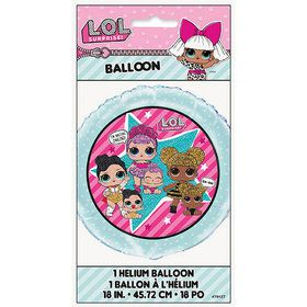 "LOL Surprise 18"" Foil Balloon (1)"