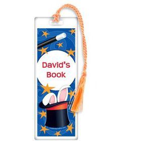 Magic Personalized Bookmark (each)
