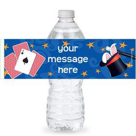 Magic Personalized Bottle Labels (Sheet of 4)