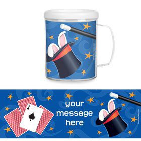 Magic Personalized Favor Mugs (Each)