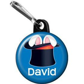 Magic Personalized Mini Zipper Pull (each)