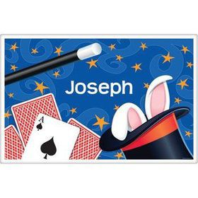 Magic Personalized Placemat (each)