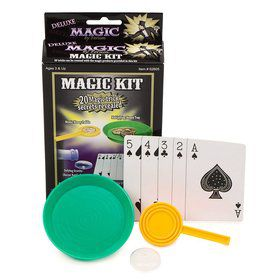 Magic Tricks Deluxe Kit (each)