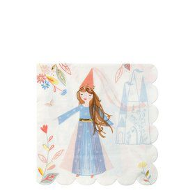 Magical Princess Lunch Napkins (16)