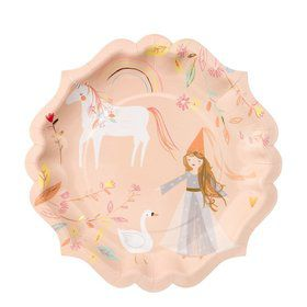Magical Princess Lunch Plate (8)