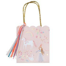 Magical Princess Paper Favor Bag (8)