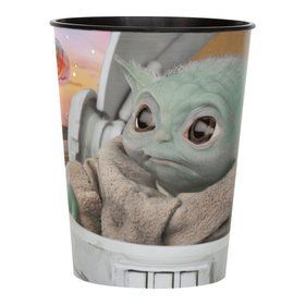 Mandalorian - The Child 16 oz. Plastic Favor Cup