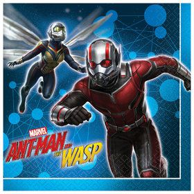 Marvel Ant Man & The Wasp Lunch Napkin (16)