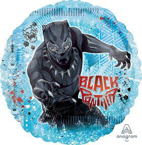 "Marvel Black Panther 28"" Balloon (1)"