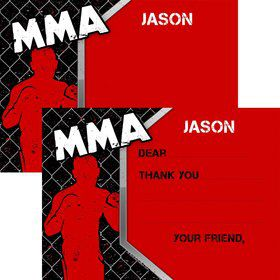 Matchup Personalized Thank You Note (Each)