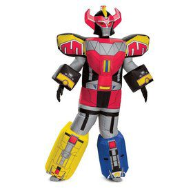 Megazord Inflatable Child Costume