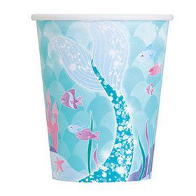 Mermaid 9oz. Cup (8)